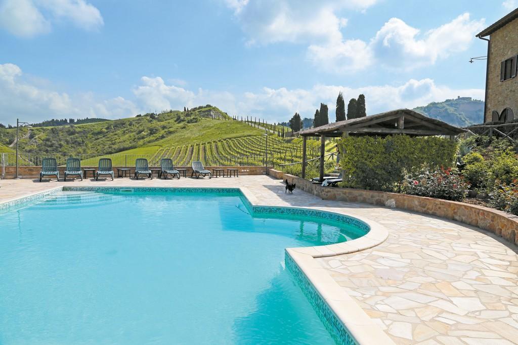 Podere Marcampo Agriturismo con piscina Toscana Volterra
