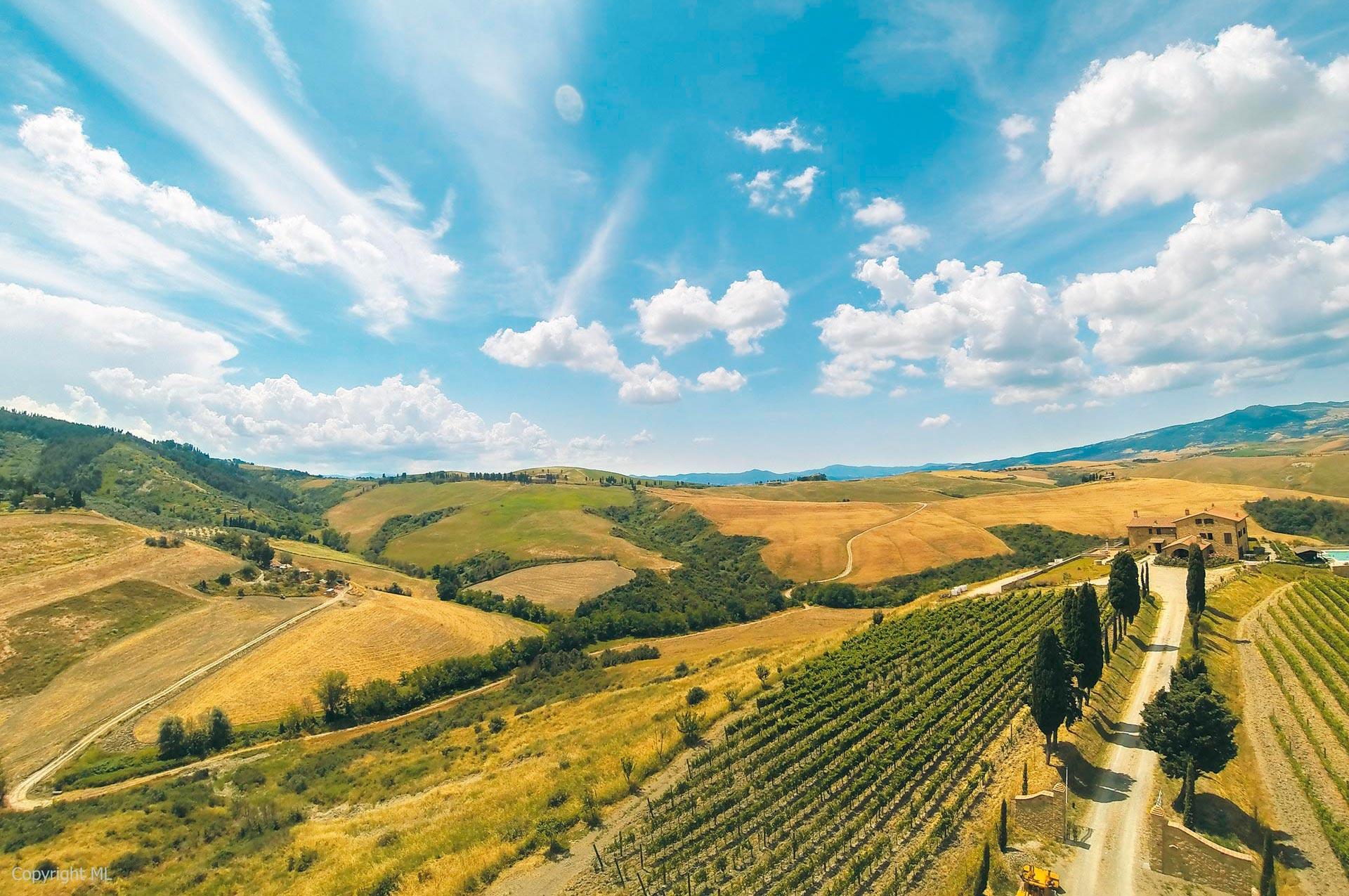 Podere Marcampo Agriturismo Toscana Volterra