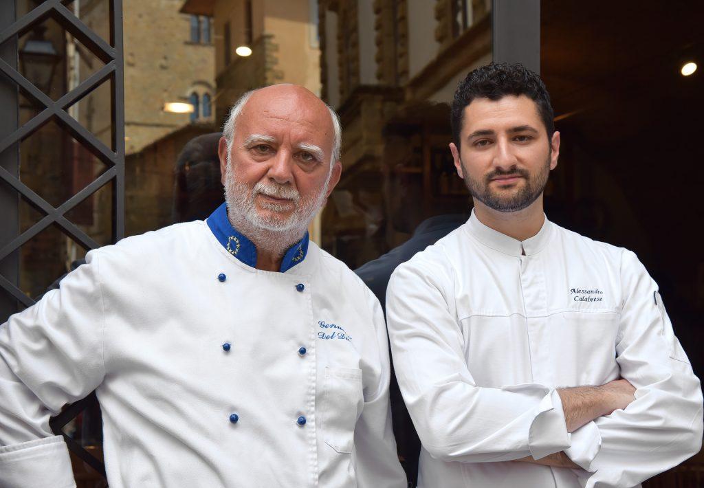 Gli chef Ristorante Enoteca Del Duca