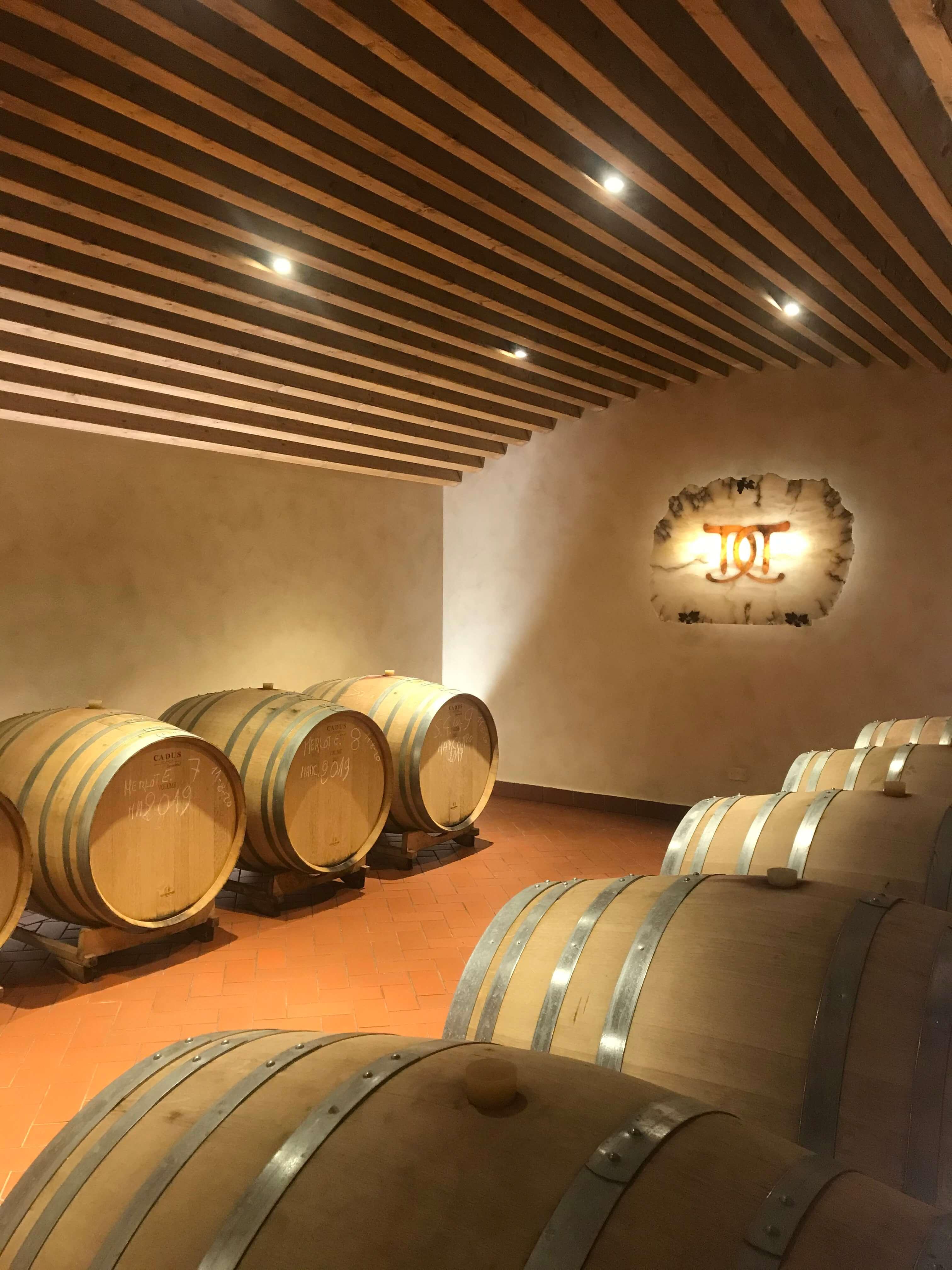 Podere Marcampo Agriturismo Toscana Volterra - Degustazioni e Wine Tasting